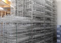 - Location caisses de stockage et de remuage