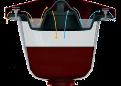 Bondes-soupapes - Bonde hydraulique et aseptique VOG 210