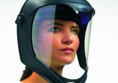 - Protection du visage