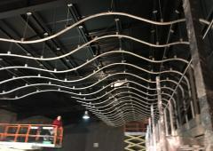 - Structure faux plafond
